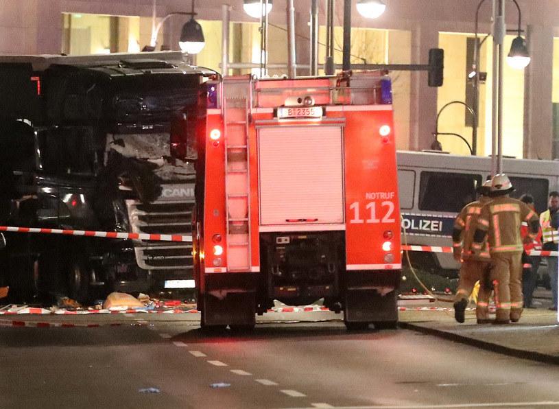 Do zamachu doszło w Berlinie /East News