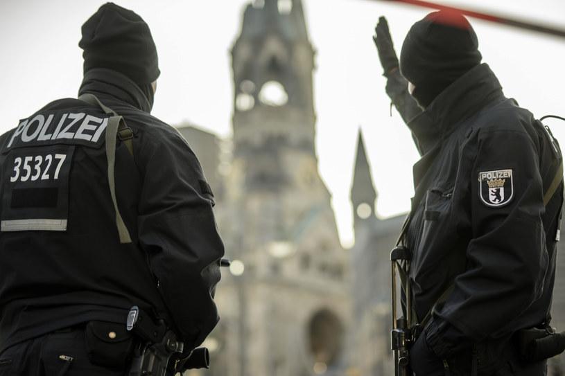 Do zamachu w Berlinie doszło 19 grudnia /Clemens Bilan /AFP