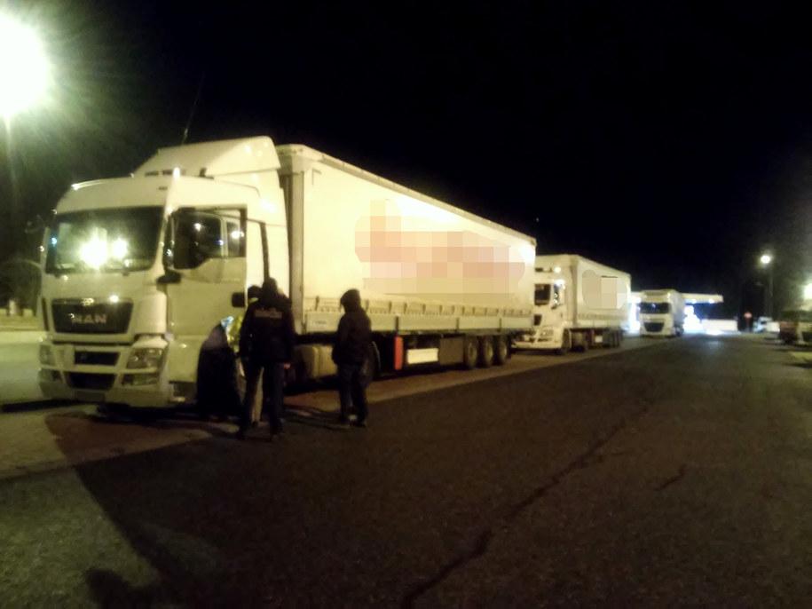 Do zatrzymania doszło przy autostradzie A4 /Gorąca Linia RMF FM