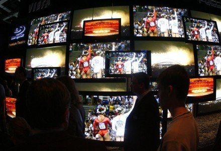 Dobre odświeżanie przyda się m.in. podczas oglądania relacji w imprez sportowych /AFP