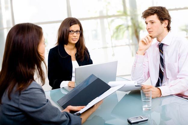Dobre przygotowanie do rozmowy rekrutacyjnej wymaga odpowiedniego wyglądu /© Panthermedia