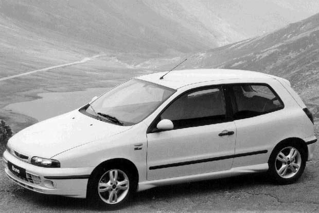 ...dobrej sławy nie umiał podtrzymać Fiat Bravo, uznawany kiedyś za bardzo usterkowe auto... /INTERIA.PL