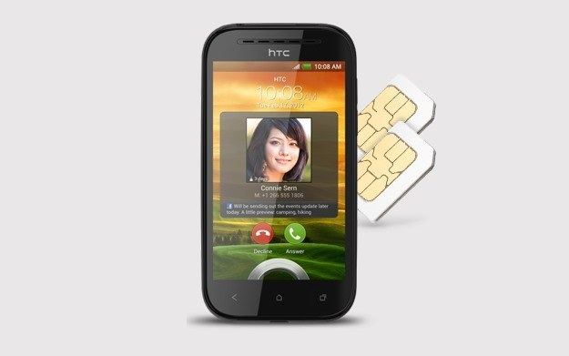 Dobry smartfon na dwie karty SIM - to nadal rzadkość w Europie, zatem zainteresowani powinni zwrócić uwagę na HTC Desire SV /materiały prasowe