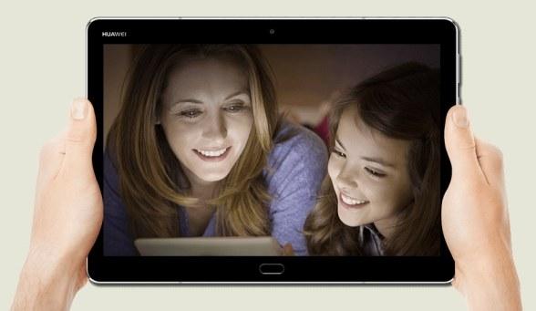 Dobry tablet pomoże chronić wrażliwe oczy dzieci /materiały prasowe