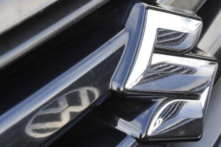 Dobrym przykładem skomplikowanych powiązań w motobranży są losy Suzuki /AFP