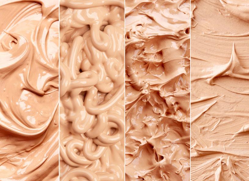 Dobrze dobrany podkład to sekret udanego makijażu /©123RF/PICSEL