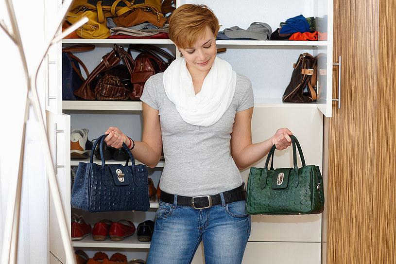 Dobrze utrzymana torebka będzie ci służyć przez wiele lat /123RF/PICSEL