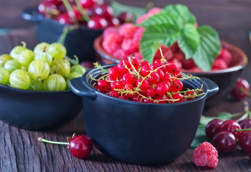 Doceń lipiec i sięgaj po owoce /©123RF/PICSEL