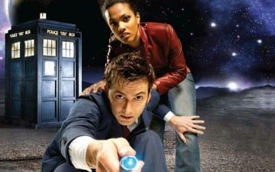 Doctor Who - fragment okładki z gry /Informacja prasowa