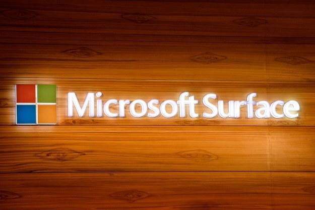 Doczekamy się smartfona serii Surface? /AFP