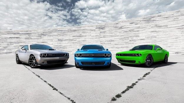 Dodge Challenger po liftingu /Dodge