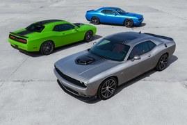 Dodge Challenger po liftingu