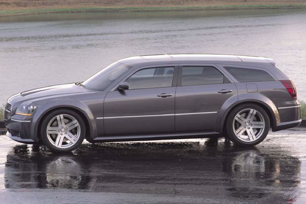 Dodge Magnum SRT-8 (kliknij) /INTERIA.PL