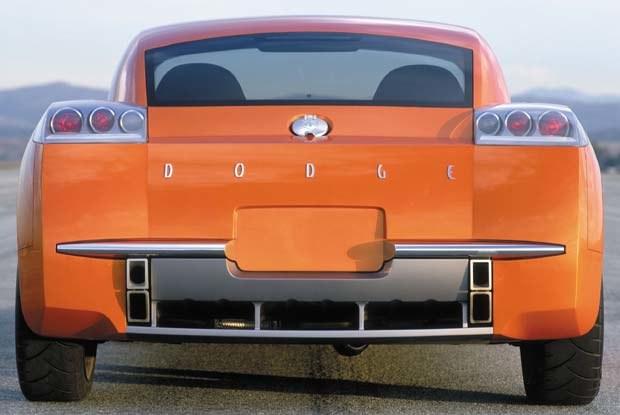 Dodge Razor (kliknij) /INTERIA.PL