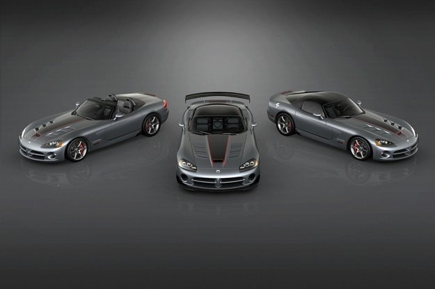 Dodge viper final edition /