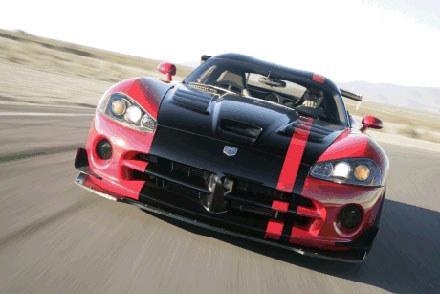 Dodge viper  SRT10? ACR  2008 / kliknij /INTERIA.PL