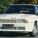 Dogonić czołówkę – Citroen BX 4TC