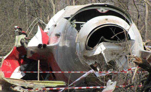 Dojazd do miejsca katastrofy Tu-154M w Smoleńsku odgrodzony