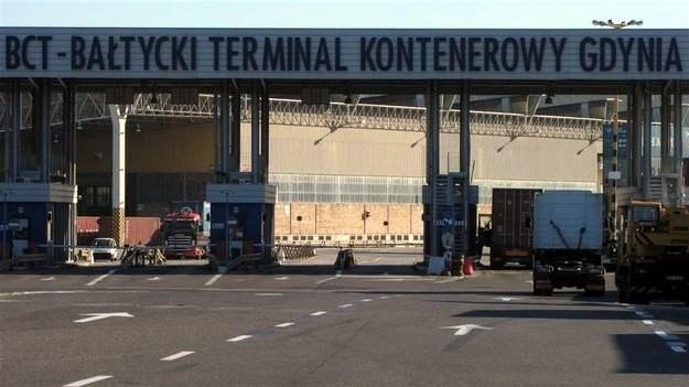 Dojazd do terminala odbywa się drogą... gminną /RMF