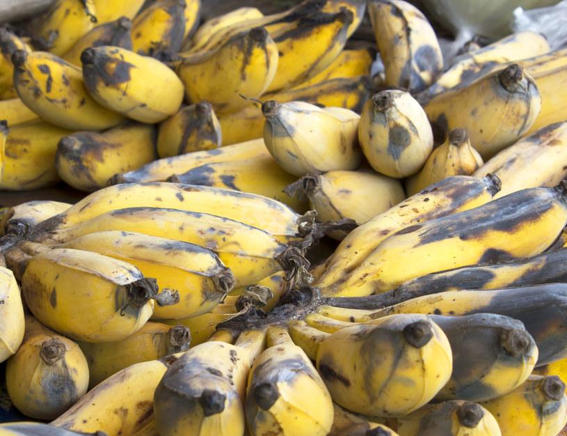 Dojrzałe banany /©123RF/PICSEL