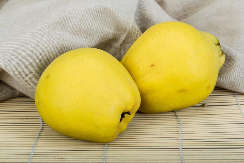 Dojrzałe owoce pigwy /©123RF/PICSEL