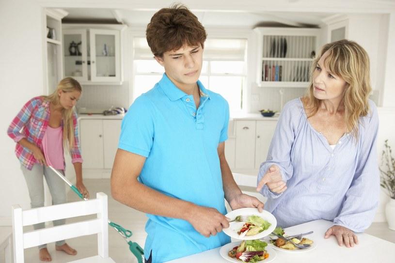 Dojrzewanie nastolatka