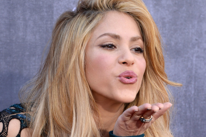 """Dokonała tego, co nie udało się żadnej innej Latynosce: jej piosenka """"Hips Don't Lie"""" była numerem jeden w obu Amerykach. W tym roku Shakira trafiła też na pierwsze miejsce zestawienia najlepiej zarabiających piosenkarek świata /Getty Images"""