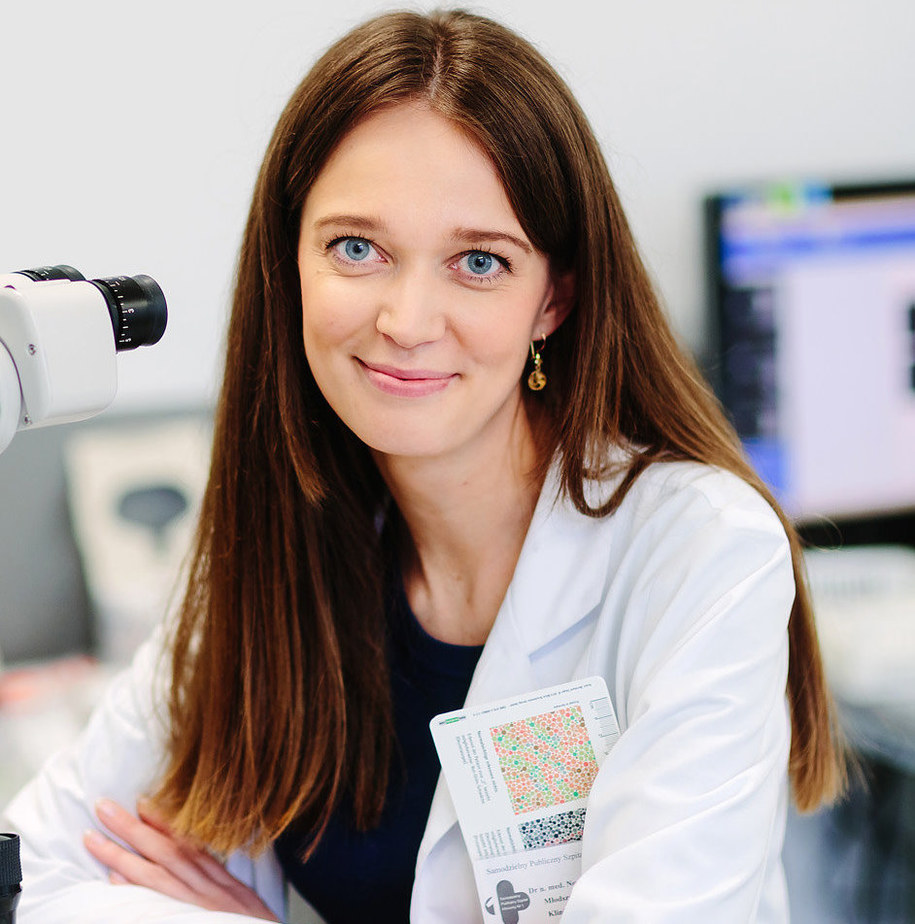 Doktor Dominika Nowakowska /