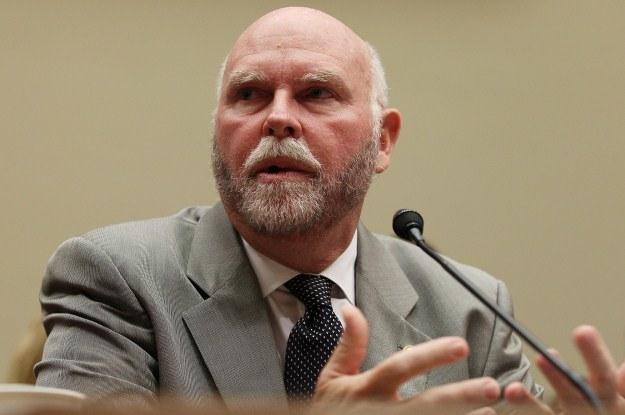 Doktor John Craig Venter - pionier genetyki /AFP