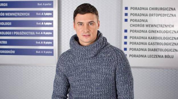Doktor Radwan namiesza w leśnogórskim szpitalu i... /www.nadobre.tvp.pl/