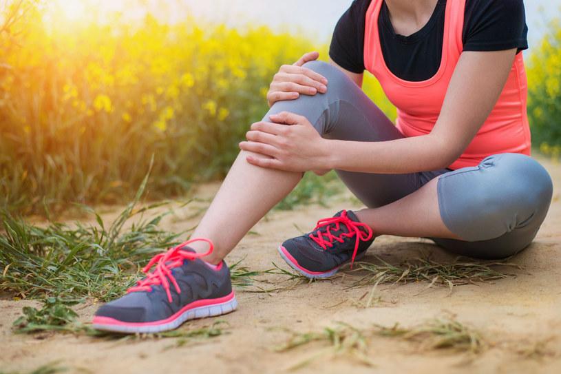 Dolegliwości podczas uprawiania sportu bywają mniej groźne niż te, które wystepują, gdy śpisz lub siedzisz! /©123RF/PICSEL