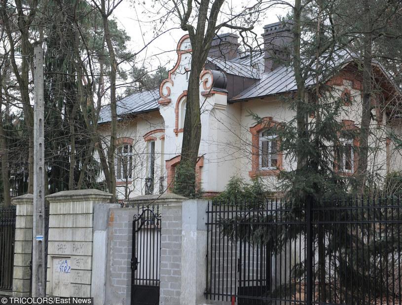 Dom Maryli Rodowicz jest solidnie zabezpieczony /East News