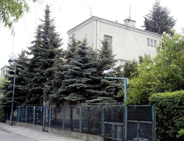 Dom przy ulicy Ikara 5 / fot. M. Szalast /Agencja SE/East News