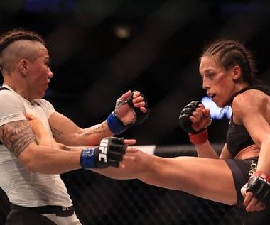 Dominacja Joanny Jędrzejczyk w UFC. Wideo
