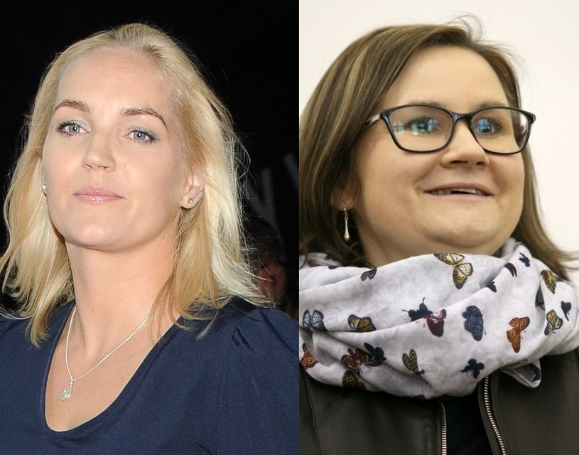 Dominika Figurska i Małgorzata Terlikowska /- /East News
