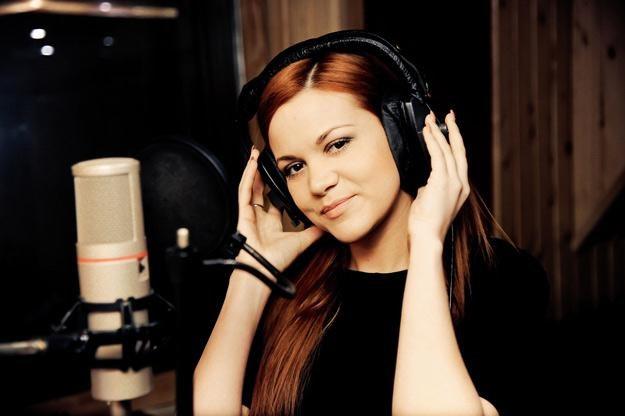 Dominika Gawęda, wokalistka Blue Cafe /Agencja FORUM