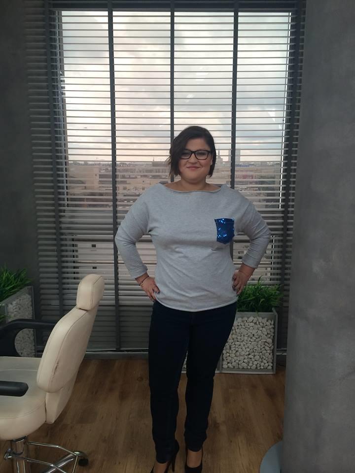 Dominika Gwit w trakcie metamorfozy: po zrzuceniu 23 kg /Facebook /materiały prasowe