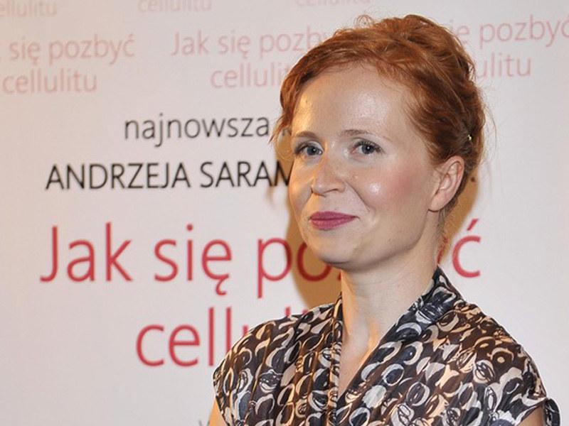 """Dominika Kluźniak gra jedną z głownych ról w """"Jak pozbyć się cellulitu""""  /Jacek Kunikowski /AKPA"""