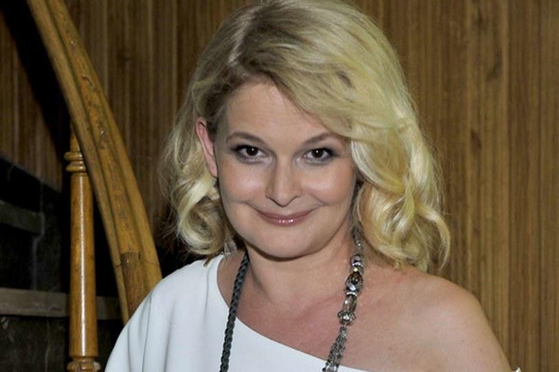 Dominika Ostałowska nie zdecyduje się na botoks /Kurnikowski /AKPA
