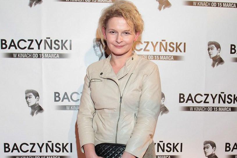 Dominika Ostałowska stawia ostatnio na bardziej młodzieżowy look /Adam Jankowski /East News