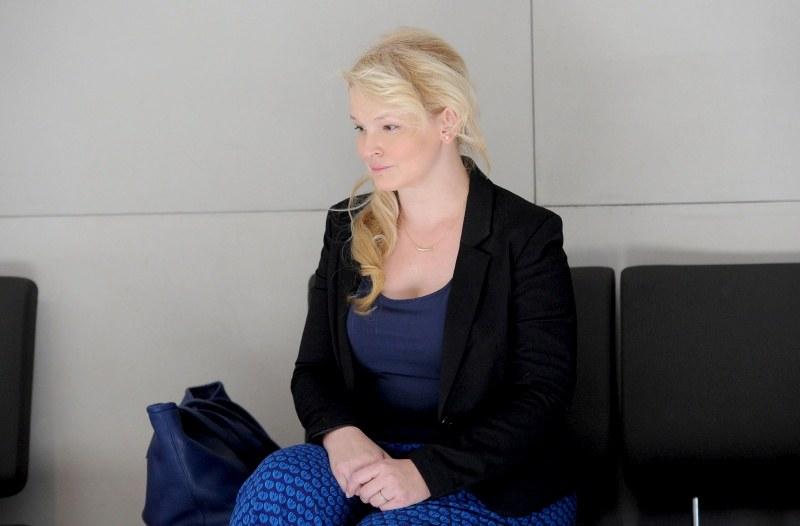 """Dominika Ostałowska w """"O mnie się nie martw"""" /Agencja W. Impact"""