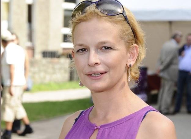 Dominika Ostałowska znalazła miłość / fot. Jarosław Antoniak /MWMedia