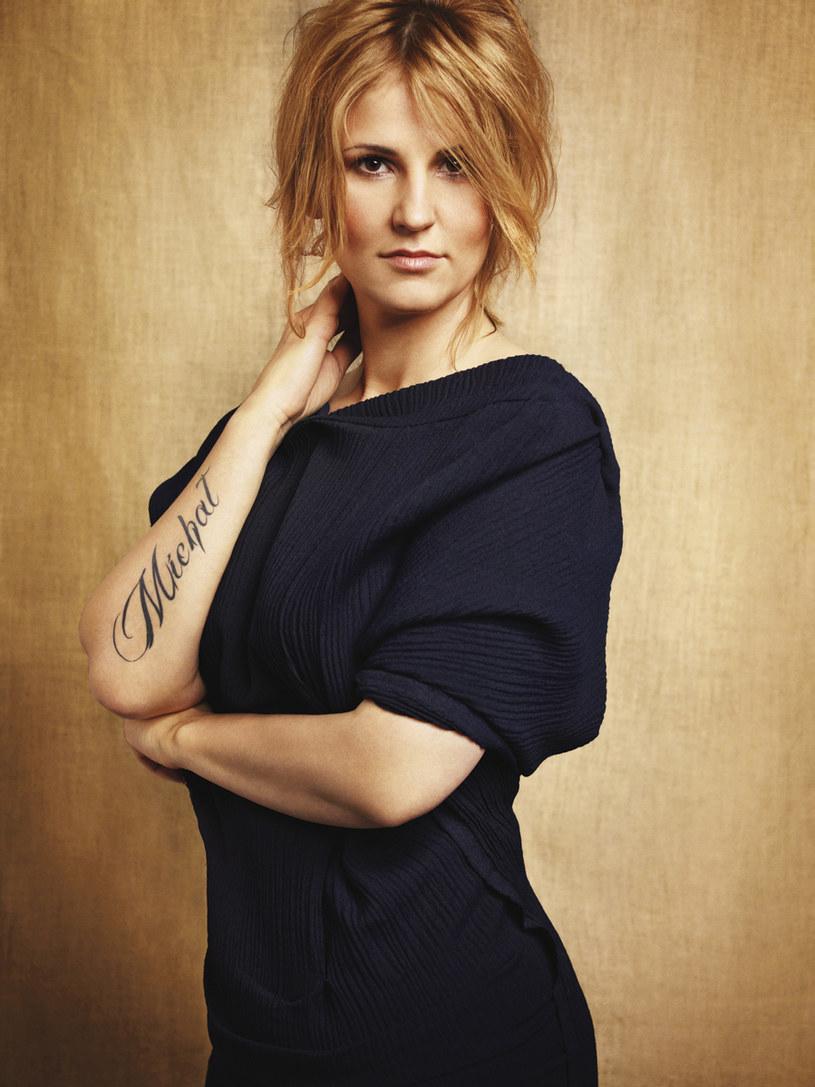 Dominika Tajner: Obrączkę można zdjąć. Tatuaż zostanie do końca życia /Iza Grzybowska /Pani