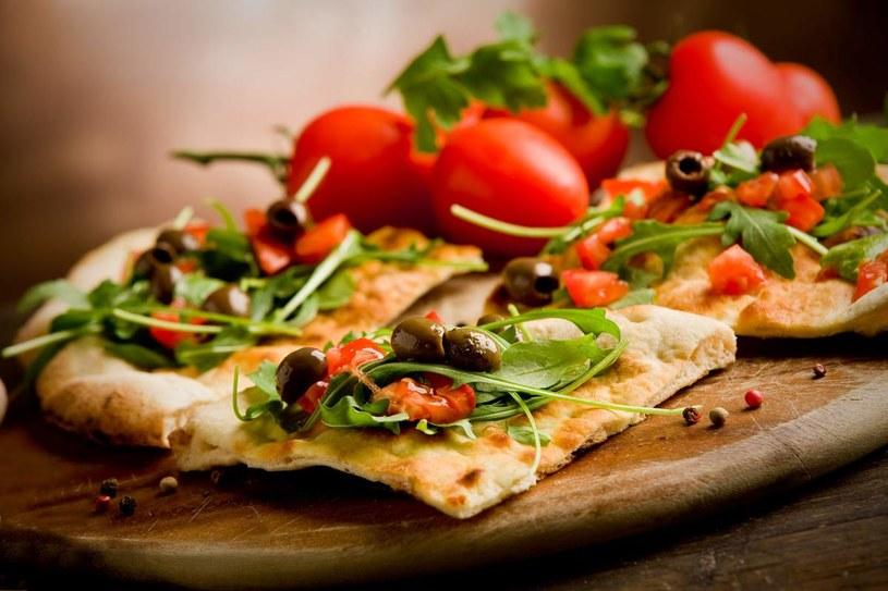 Domowa pizza /123RF/PICSEL
