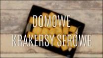 Domowe krakersy serowe - jak je zrobić?