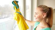 Domowe sposoby na mycie okien