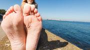 Domowe sposoby na zmarszczki i piękne stopy