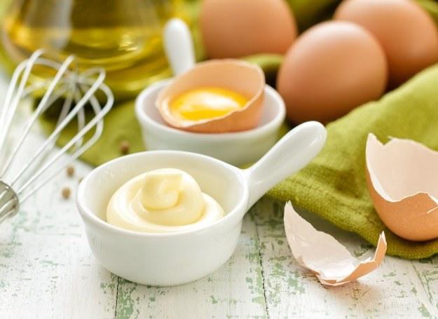 Domowy majonez smakuje najlepiej /123RF/PICSEL