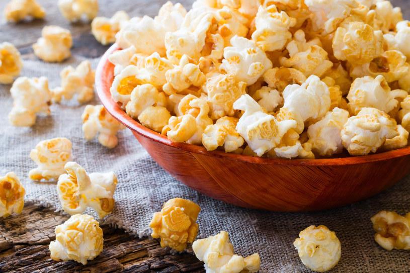 Domowy popcorn jest najlepszy /123RF/PICSEL