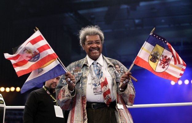 Don King/fot. Boris Streubel /Getty Images/Flash Press Media